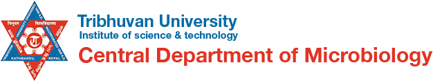 Central Department of Microbiology Logo